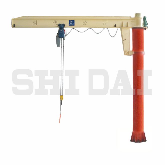 BZD1t--3t重型旋臂吊(臂长