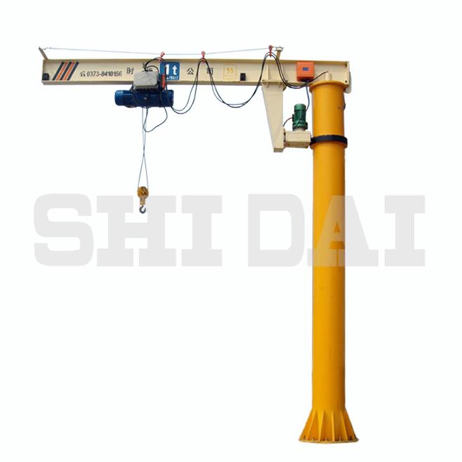 BZZ1t重型旋臂起重机(臂长
